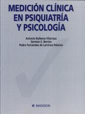 Bulbena  A   Medici  n cl  nica en psiquiatr  a y psicolog  a   2000   lt  Reimpr  2003 PDF