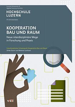 KOOPERATION BAU UND RAUM PDF