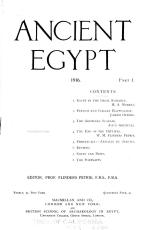 Ancient Egypt and the East PDF