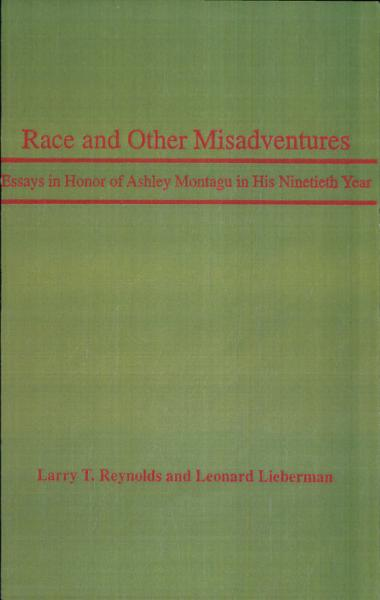 Race and Other Misadventures PDF