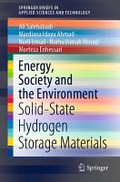 Energy  Society and the Environment PDF