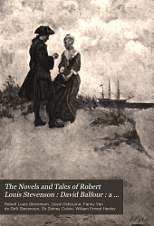 The Novels and Tales of Robert Louis Stevenson: David Balfour : a sequel to Kidnapped