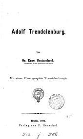 Adolf Trendelenburg
