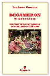 Decameron in italiano moderno