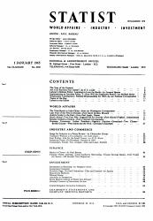 The Statist PDF