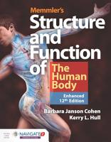 Memmler s Structure   Function of the Human Body  Enhanced Edition PDF