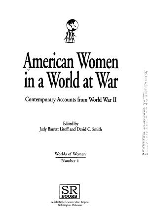 American Women in a World at War PDF