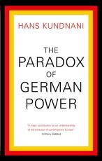The Paradox of German Power PDF