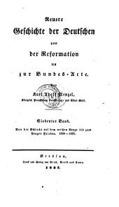 Von der Schlacht auf dem weißen Berge bis zum Prager Frieden. 1620-1635: 7 : Geschichte des dreißigjährigen Krieges in Deutschland ; 2