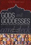 Gods and Goddesses Card Deck Book
