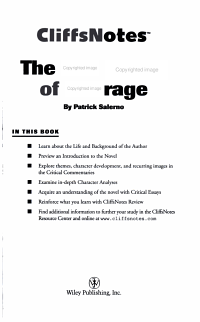 CliffsNotes on Crane s The Red Badge of Courage PDF