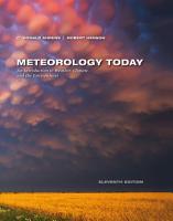 Meteorology Today PDF