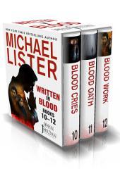 Written in Blood Volume 4 (John Jordan Mysteries)