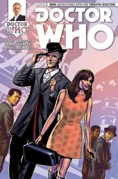 Doctor Who: The Twelfth Doctor #9: Gangland Part 1