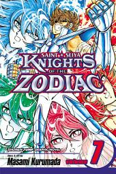 Knights of the Zodiac (Saint Seiya), Vol. 7: Medusa's Shield