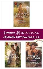 Harlequin Historical January 2017 - Box Set 2 of 2
