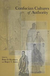 Confucian Cultures of Authority Book