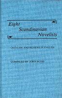 Eight Scandinavian Novelists