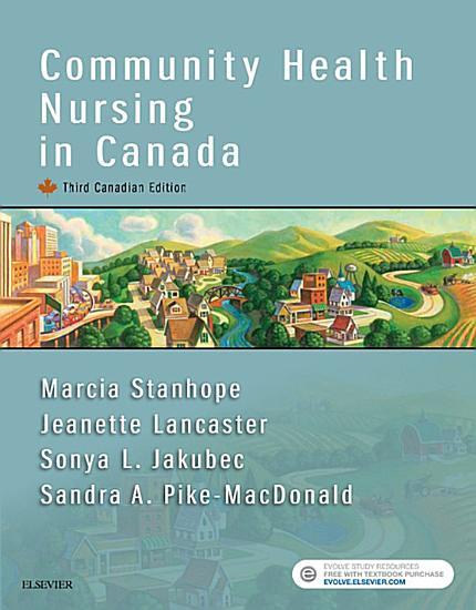 Community Health Nursing in Canada   E Book PDF