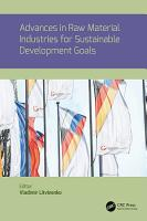 Advances in raw material industries for sustainable development goals PDF