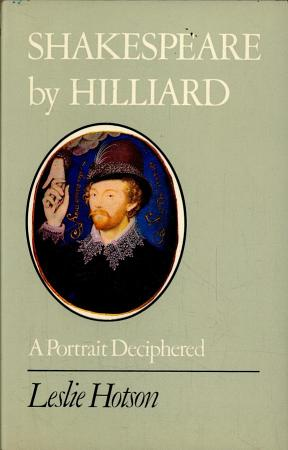 Shakespeare by Hilliard PDF