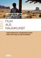 Film als Raumkunst PDF