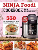 Ninja Foodi Cookbook for Beginners PDF