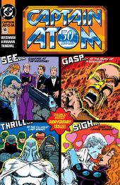 Captain Atom (1986-) #50