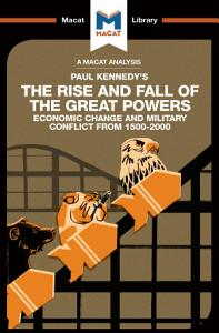 The Rise and Fall of the Great Powers PDF
