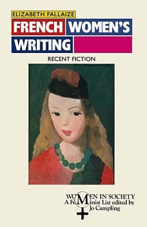 French Women s Writing PDF