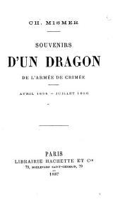 Souvenirs d'un dragon de l'armée de Crimée, avril 1854-juillet 1856