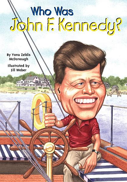 Download Who Was John F  Kennedy  Book