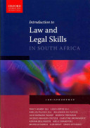 Introduction to Law and Legal Skills PDF