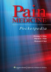 Pain Medicine Pocketpedia