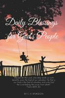 Daily Blessings for God s peoples PDF