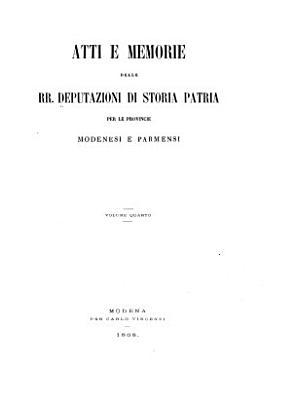 Atti e memorie     PDF