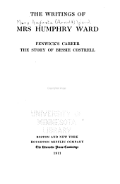 Fenwick's career. The story of Bessie Costrell