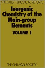 Inorganic Chemistry of the Main Group Elements PDF