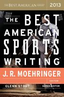 The Best American Sports Writing 2013 PDF