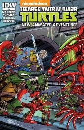 Teenage Mutant Ninja Turtles: New Animated Adventures #24