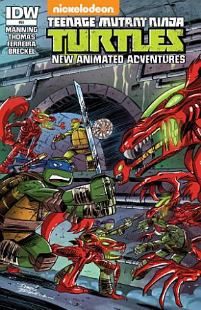Teenage Mutant Ninja Turtles  New Animated Adventures  24 PDF