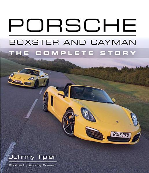 Porsche Boxster and Cayman Pdf Book