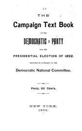 Democratic Campaign Text Book
