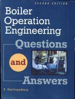Boiler Operation Engineering PDF