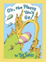 Oh, the Places You'll Go! Lenticular Edition