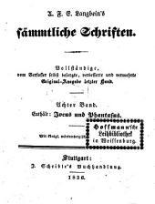 Prosaische Werke: in dreißig Bänden, mit ein und dreißig Stahlstichen. Jocus und Phantasus. 3