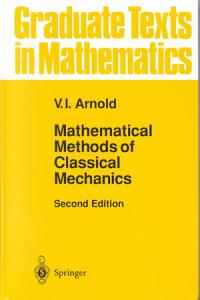 Mathematical Methods of Classical Mechanics