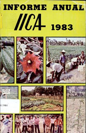 IICA Informe Anual 1983 PDF
