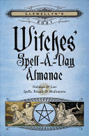 Llewellyn's 2021 Witches' Spell-A-Day Almanac