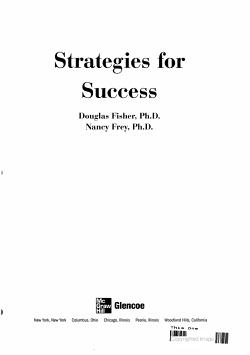 Strategies for Success PDF